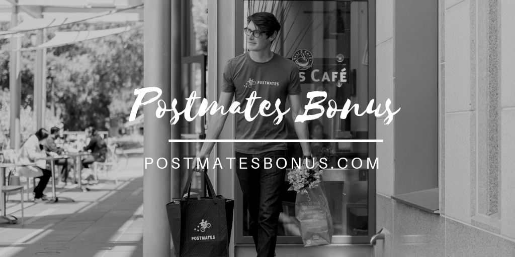 When Does Uber Pay >> Postmates Best Sign-up Bonus Inland Empire 2019 Up to $600