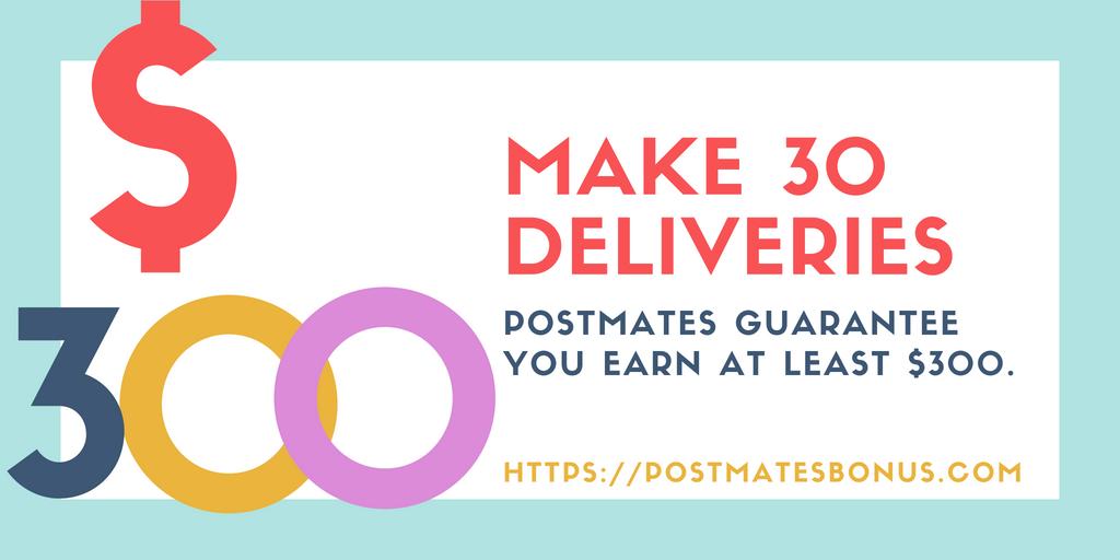 Postmates vs Doordash: Whom to drive for?   Postmatesbonus com